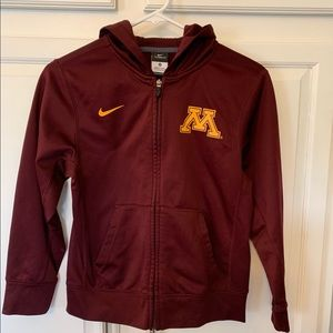 Boys Youth Nike Hoodies Size Medium